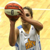 Delle Donne Free Throws at :01.8 Beat San Antonio
