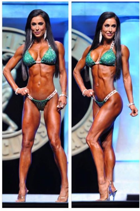 Congrats to Stephanie Mahoe for finishing second in the New Zealand ProAm bikini contest.